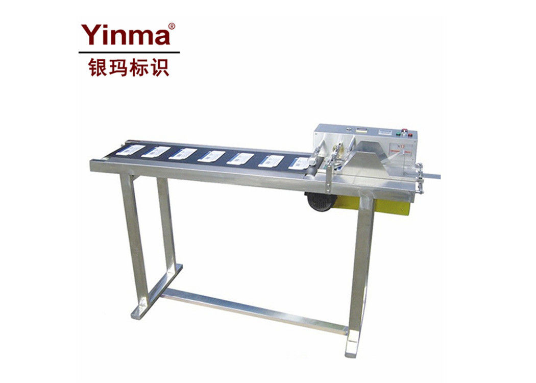 220V Bag Counting Machine , Cards / Label Separator And Conveyor Machine