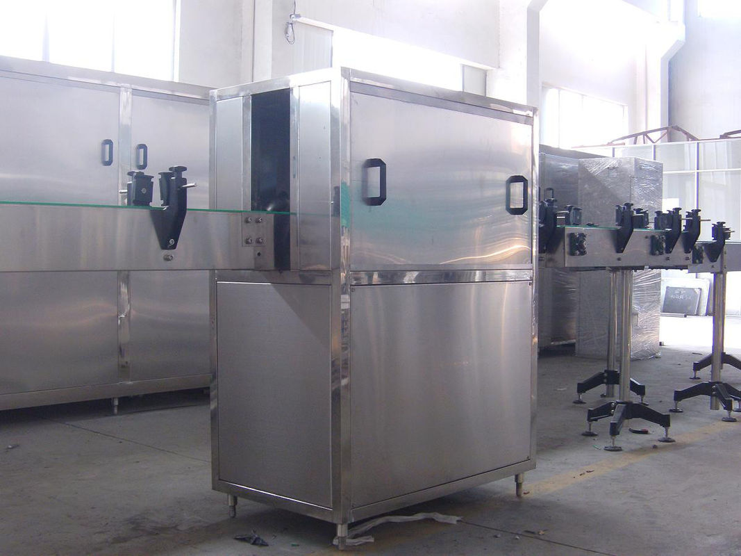 Compact Structure Automatic Filling Machine Air Dryer 1000mm Air Tunnel Lenth